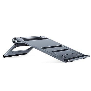 Soportes para computadoras portátiles Soporte del ordenador portátil, bandeja del libro de Apple Mac,