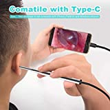 Ear Otoscope Cleaning Endoscope Camera 3.9mm Small