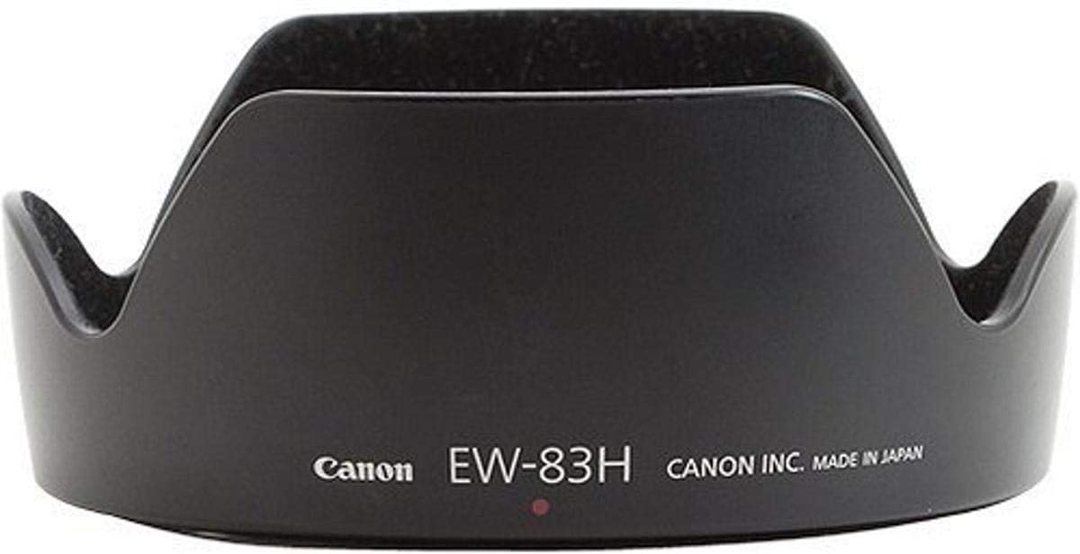 EW-83H Lens Hood Shade for Canon Camera EF 24-105mm f//4L is USM Lens Durable