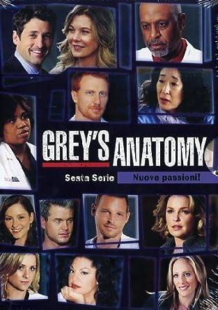 la tua serie preferita greys anatomy
