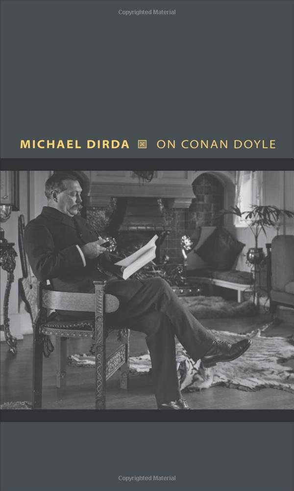Read Online On Conan Doyle: Or, The Whole Art of Storytelling (Writers on Writers) pdf