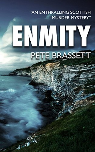 ENMITY enthralling Scottish murder mystery ebook product image