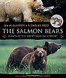 The Salmon Bears, Ian McAllister, 1554692059