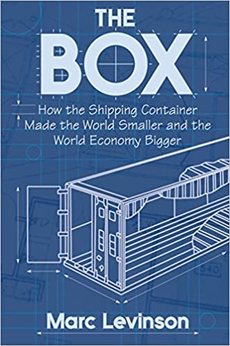 Amazon the box how the shipping container made the world amazon the box how the shipping container made the world smaller and the world economy bigger ebook marc levinson kindle store fandeluxe Images