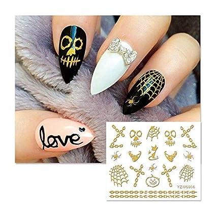 Amazon.com: Nail Design Kit - Nail Polish Set - Nail Art Rhinestones ...