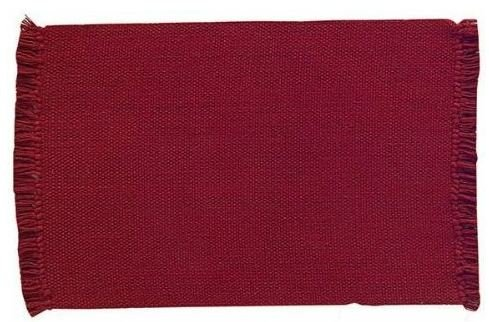 Park Designs Casual Classics Placemats, Set of 4 (Wine)