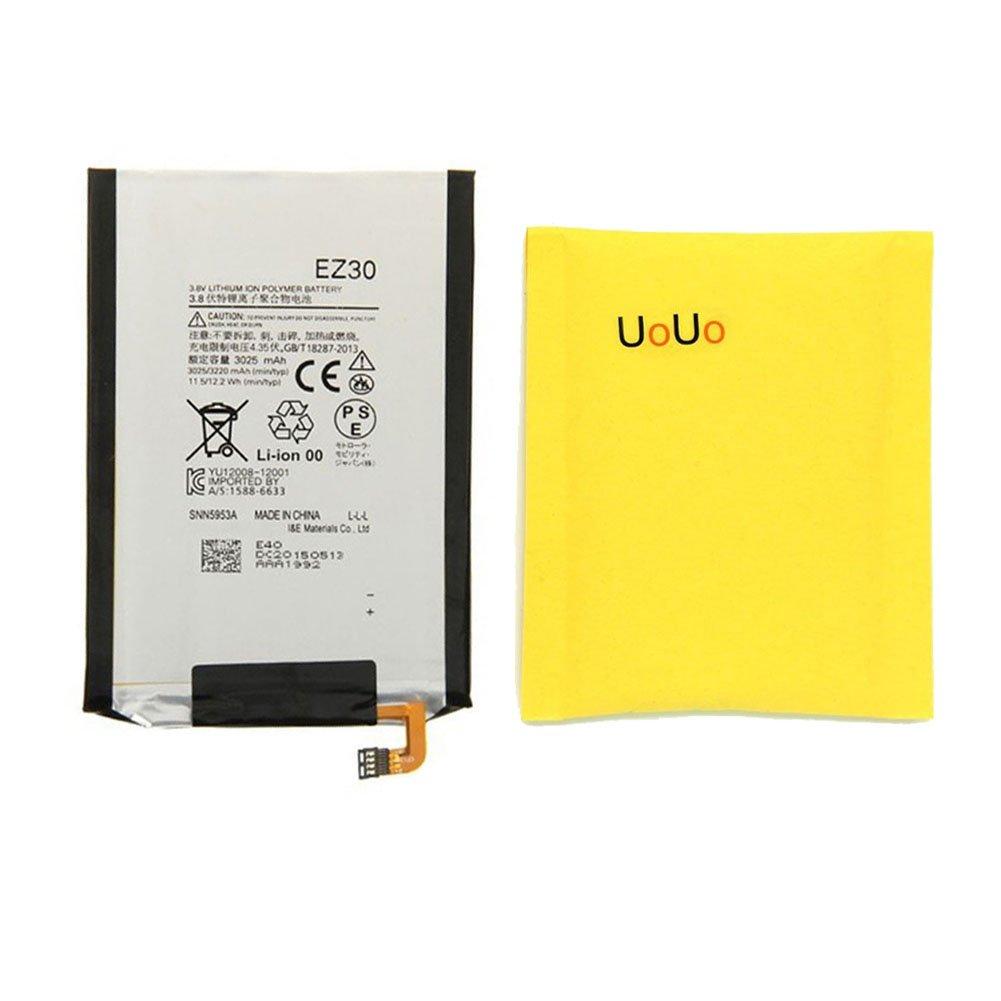 UoUo EZ30 Battery Replacement For Motorola Google Nexus 6 XT1100 XT110 3025mAh Li-ion Battery