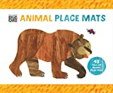 Animal Place Mats, Chronicle Books Staff and Eric Carle, 1452115435