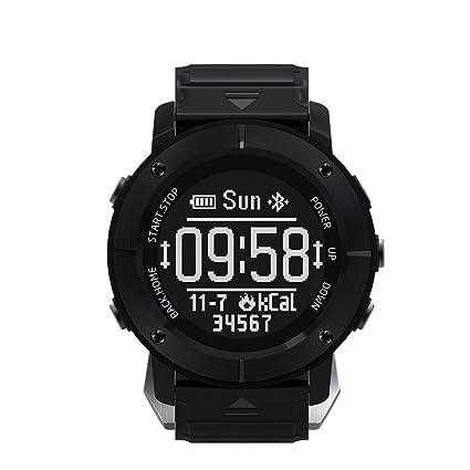 ZCPWJS Pulsera Inteligente UW80C GPS Smart Watch con GPS ...