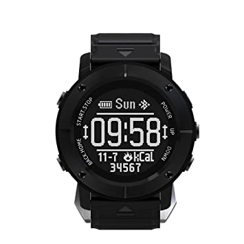 ZCPWJS Pulsera Inteligente UW80C GPS Smart Watch con GPS ...