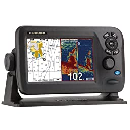 Furuno GP1870F Combination Plotter/Sounder, 600/1000W, 50/200 Khz Operating Frequency, without Transducer