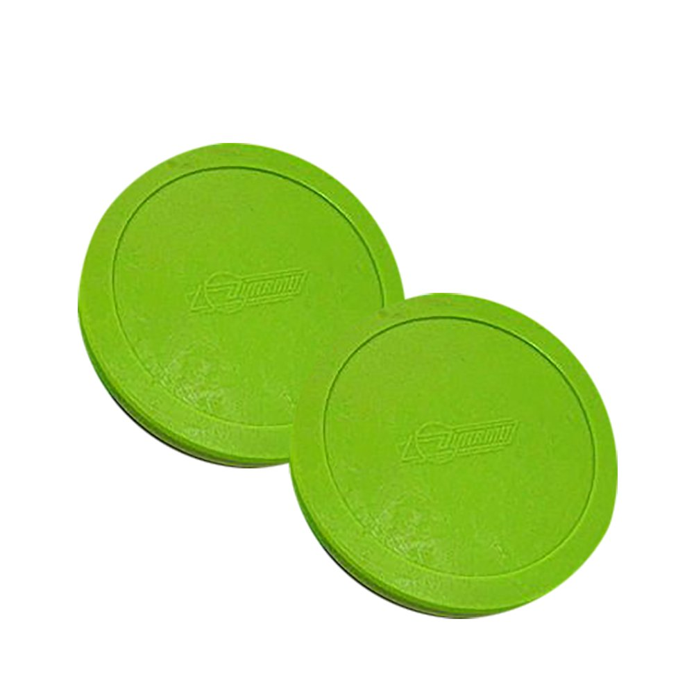 Valley-Dynamo 3-1/4'' Dynamo Fluorescent Air Hockey Puck Set