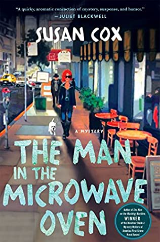 book cover of The Man in the Microwave Oven