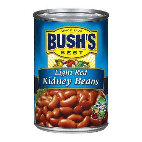 d Kidney Beans 16 oz ()