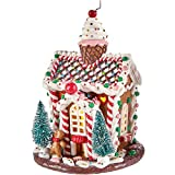"""RAZ Imports 6"""" Lighted Candy and Cupcake"""