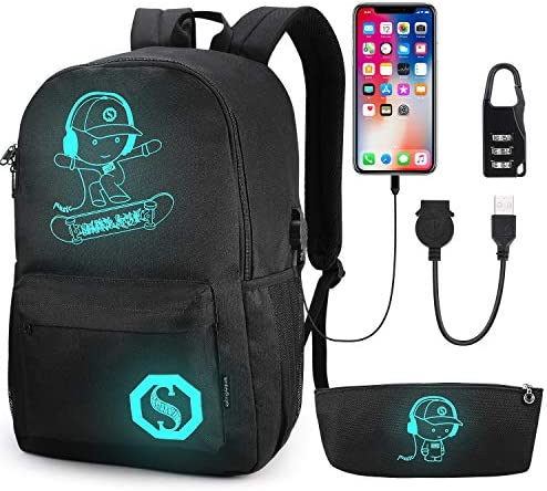 Backpack Pawsky Luminous Charging Lightweight product image