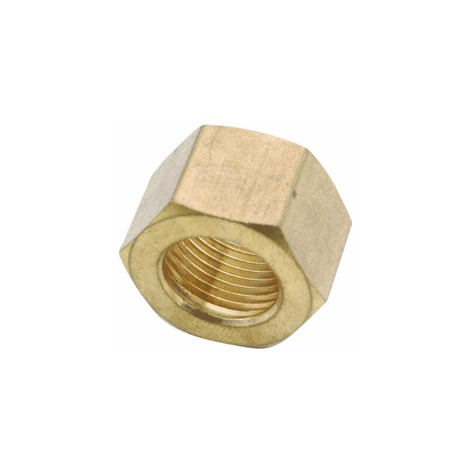 Anderson Metals Corp Inc 30061 03 Compression Nut (Pack of 10)