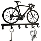 Best Key Holder With Decorations - Key holder / hook Racing Bike - key Review