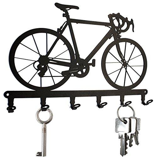 Key holder / hook Racing Bike - key hooks for wall, hanger -