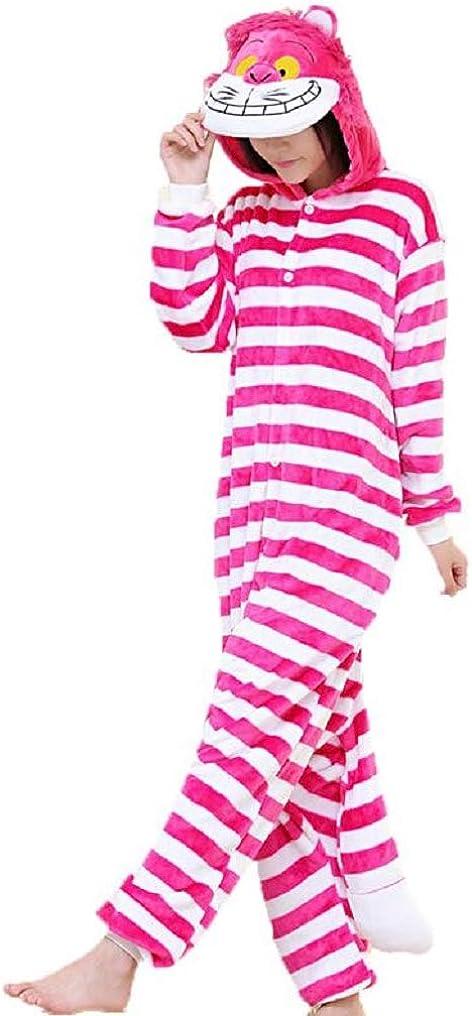 Mcdslrgo Pijama de una Pieza - para Mujer