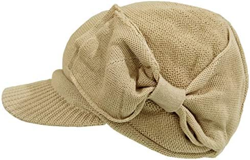 ニット帽 レディース 医療用帽子 つば付き コットン 綿100% リボン 帽子 秋 冬 医療用 ケア帽子 抗がん剤 帽子 脱毛 ケアキャップ ケア帽子 春 夏 可愛い おしゃれ 選べるカラーバリエーション