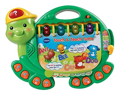 VTech - Touch and Teach Turtle by VTech