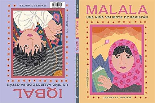 Malala/Iqbal, una niña(o) valiente de Pakistan (Spanish Edition)