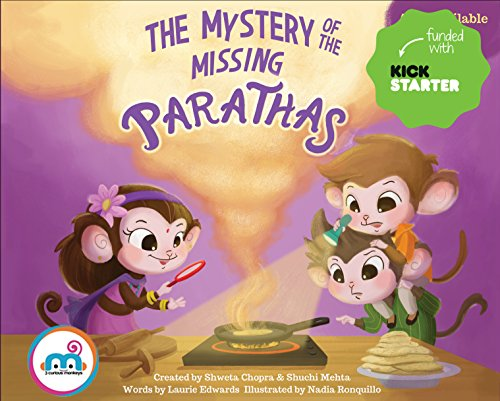 The Mystery Of The Missing Parathas