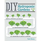 DIY Hydroponic Gardens takes the mystery out of growing in water. With practical information aimed at home DIYers, author Tyler Baras (Farmer Tyler to his fans) shows exactly how to build, plant, and maintain more than a dozen unique hydroponic syste...