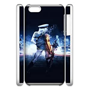 battlefield 3 girl 2 iphone 5c Cell Phone Case 3D White yyfD-354647