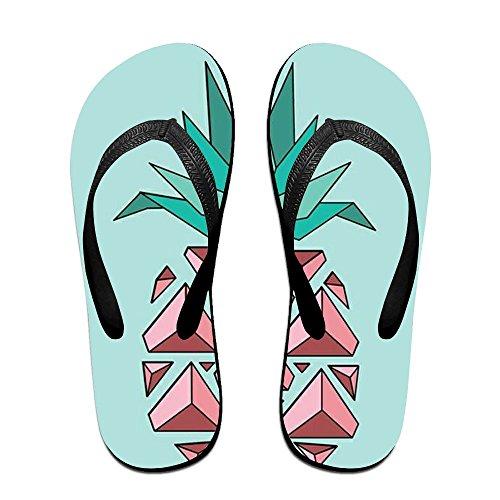 Slippers Flops Men PTJHKET Kids Women Pineapple Flip Pink for z7zq6RI