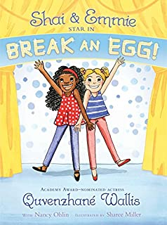 Book Cover: Shai & Emmie star in break an egg