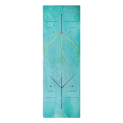 Colchonetas Pro Yoga Fino y Ligero Plegable Yoga Mat Luxury ...
