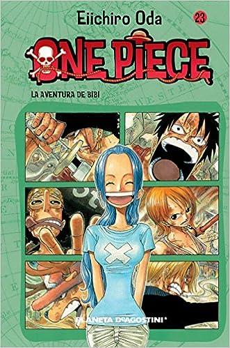 One Piece nº 23: La aventura de Bibi