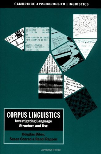 Corpus Linguistics: Investigating Language Structure and Use (Cambridge Approaches to Linguistics) by Douglas Biber - Shopping Mall Cambridge