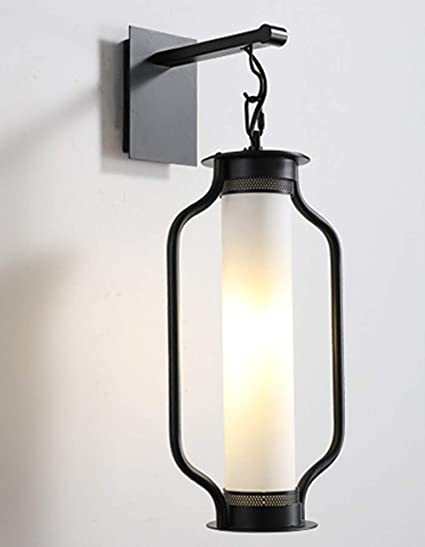 WVIVW Lámpara de Pared LED Interiores Pantalla de Acrílico Cuerpo de la Lámpara de Metal Aplique/Flexo/Foco/Plafon Pared Luz, Dormitorio, Escalera, Hotel, luminosa, Hotel Iluminación E27: Amazon.es: Iluminación