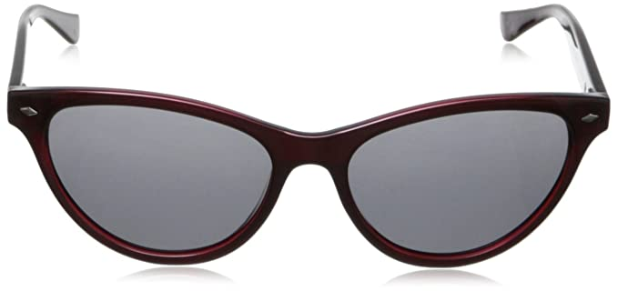 8b0a36c4e9eda Amazon.com  Foster Grant Vintage Women s Critique Ruby 10203636.FGX Cateye  Sunglasses