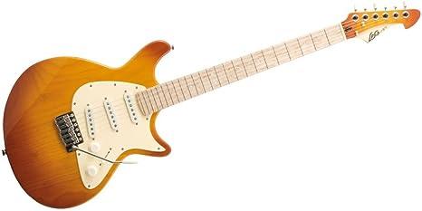 Lag-Guitarra eléctrica de inyección 500 newvintage honey shadow ...