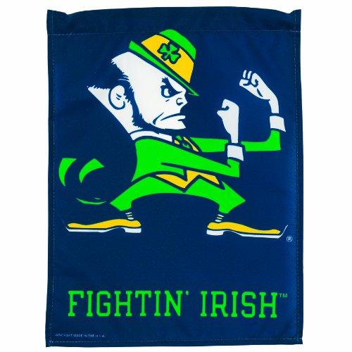 NCAA Notre Dame Fighting Irish Garden Flag