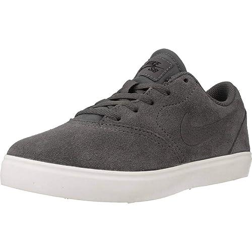 Nike SB Check Suede (PS), Zapatillas de Skateboarding para Niños: Amazon.es: Zapatos y complementos