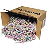 Spangler 534 - Dum-Dum-Pops, Assorted Flavors, Individually Wrapped, Bulk 30lb Box