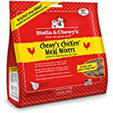 Stella & Chewy's Freeze-Dried Raw Chewy's Chicken Meal Mixers for Dogs, 9 oz.