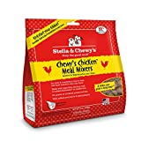 Stella & Chewy's Freeze-Dried Raw Chewy's Chicken Meal Mixers Dog Food Topper, 9 oz bag