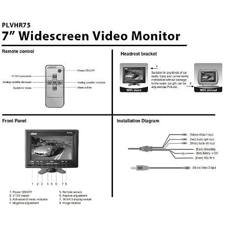 Headrest Monitors Wiring Diagram - Wiring Diagram • on rear view camera wiring diagram, 4 channel amplifier wiring diagram, sub woofers wiring diagram, cctv cameras wiring diagram, amp wiring diagram, dvd wiring diagram, speakers wiring diagram, home wiring diagram,