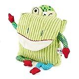 Cute Small Toddler Backpack Kids Plush Frog Cartoon Mini Bag
