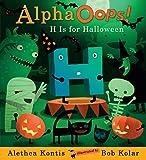 AlphaOops: H Is for Halloween