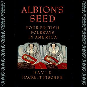 Albion's Seed Audiobook