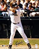 Edgar Martinez Autographed 16x20 Photo Seattle Mariners PSA/DNA #P53127
