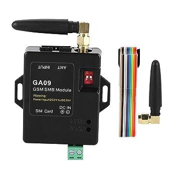 Sistema de Alarma gsm, Mini 8 CH Llamada de SMS SIM ...