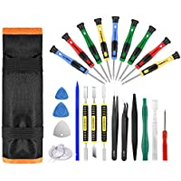 25pcs Repair Tool Kit,GangZhiBao Electronics Precision...